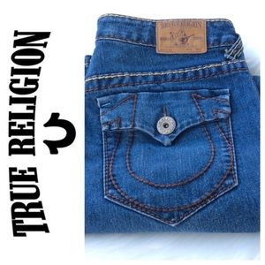 True Religion Limited Edition Jeans. Size 29